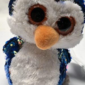 Penguin Animal soft Toy Sequence