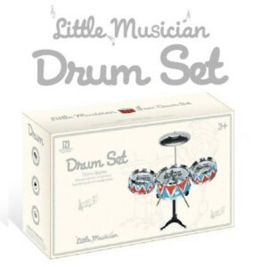 Music Drum Set Kids Toy Instrument