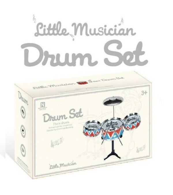 Music Drum Set Kids Toy Instrument