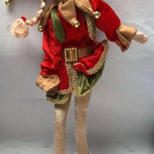 Christmas Elf Decor