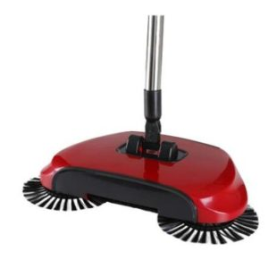 floor swivel sweeper long handle
