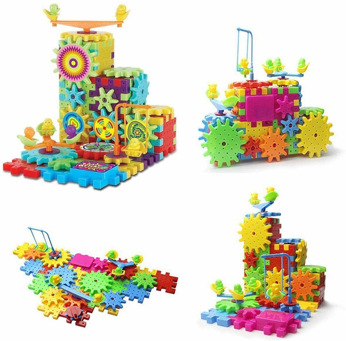 3D puzzle Children Jigsaw Kids IQ Builder Interlocking ...